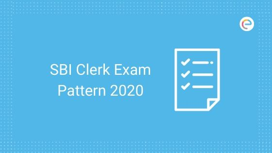 SBI Clerk Exam Pattern