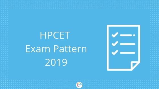 HPCET Exam Pattern