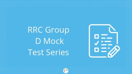 242a84559ae RRC Group D Mock Test Series: Attempt Free Railway Online Test Series Here
