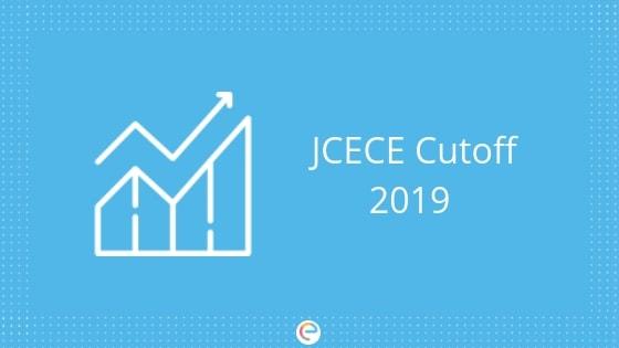 JCECE Cutoff 2019 embibe