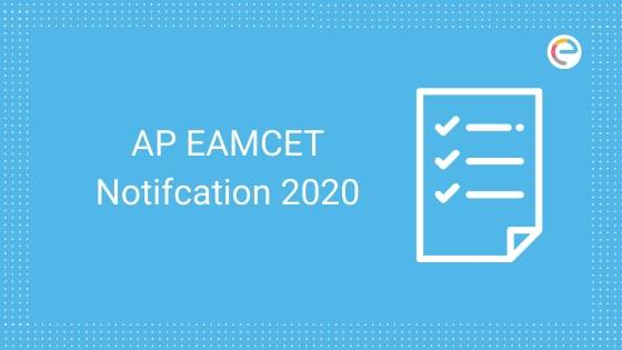 AP EAMCET Notification 2020 embibe