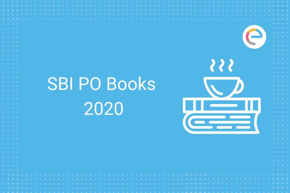 SBI PO Books