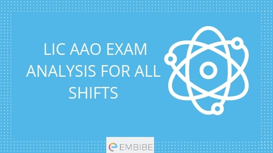 LIC AAO Exam Analysis