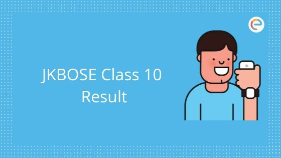 JKBOSE Class 10 Result