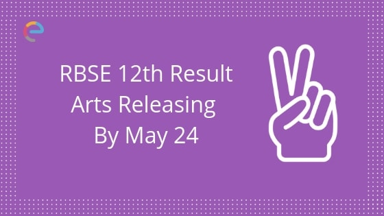 RBSE Class 12 Result Arts Releasing by may 24