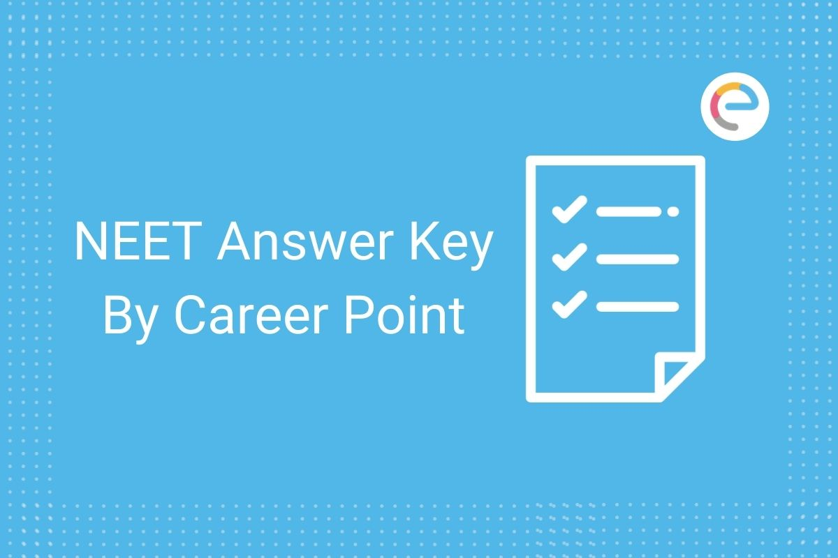 NEET Answer Key By Career Point