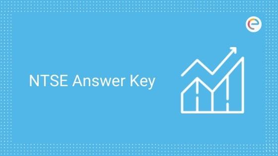 NTSE Answer Key 2020 Stage I TN Released: Download NTSE 2020