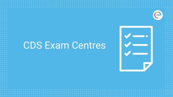 cds exam centres