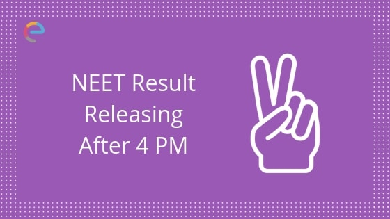 NEET 2019 Result Declared on June 5; Check NEET Result @ntaneet.nic.in