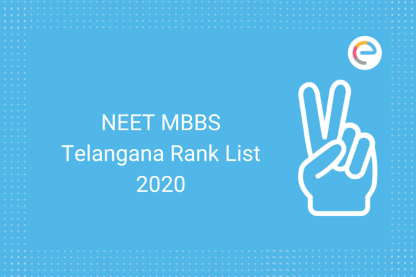 Telangana MBBS Rank List