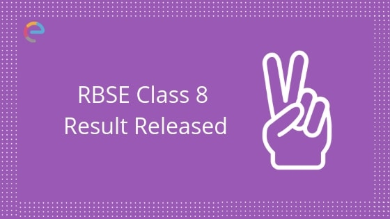 RBSE Class 10 Result released embibe