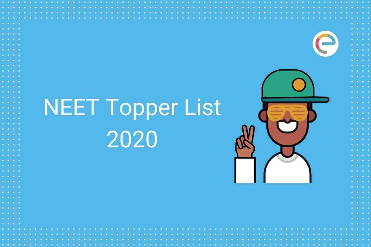 NEET Topper 2020 Embibe