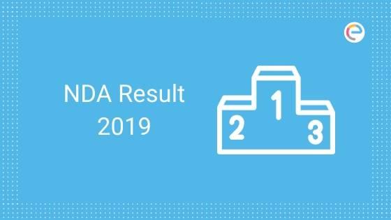 NDA Result 2019 embibe