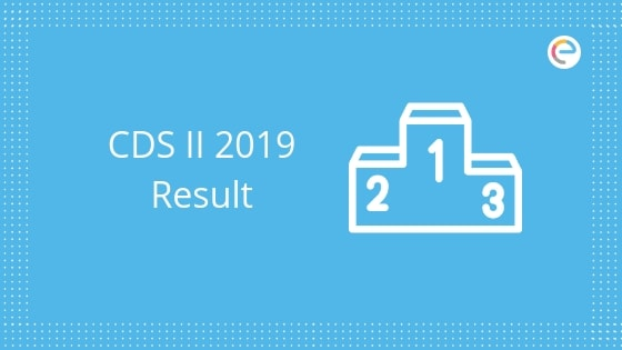 cds result 2019 embibe