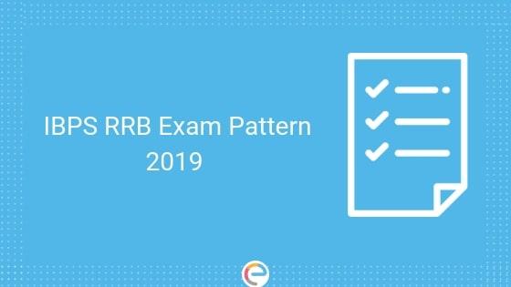IBPS RRB Exam Pattern 2019