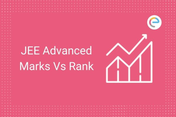 JEE Advanced Marks Vs Rank