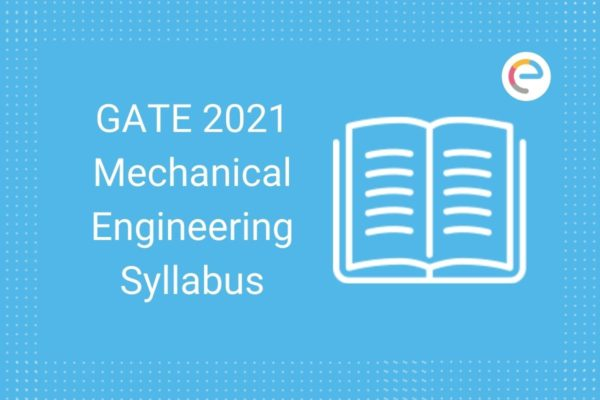 GATE Syllabus For Mechanical Engineering