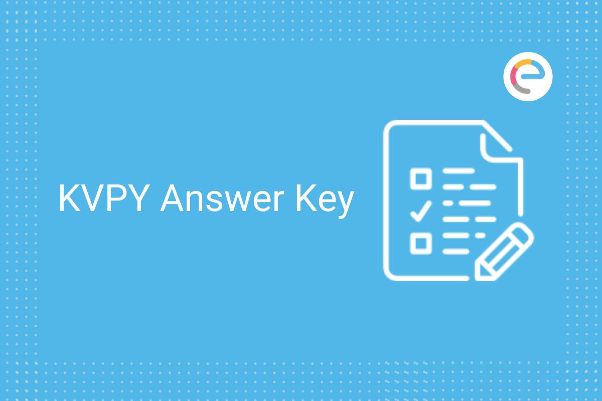 kvpy answer key