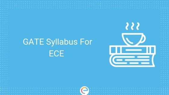 GATE Syllabus for ECE