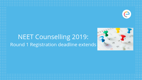 NEET-Counselling-2019-Registration-Extends