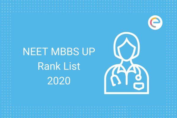 NEET MBBS UP Rank List