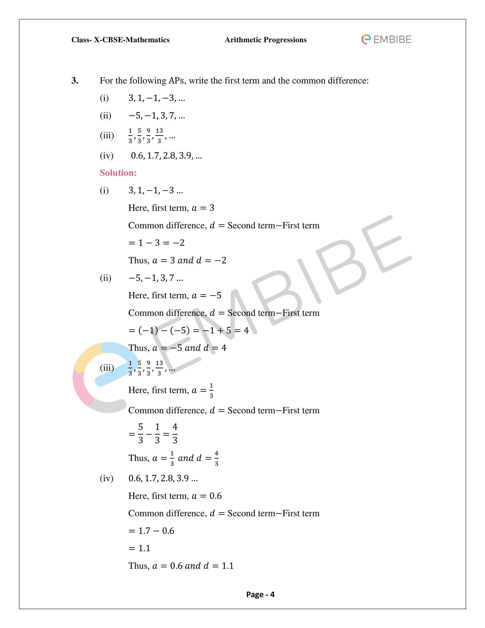 Chapter 5_Arithmetic Progressions-04