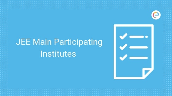 JEE Main Participating Institutes