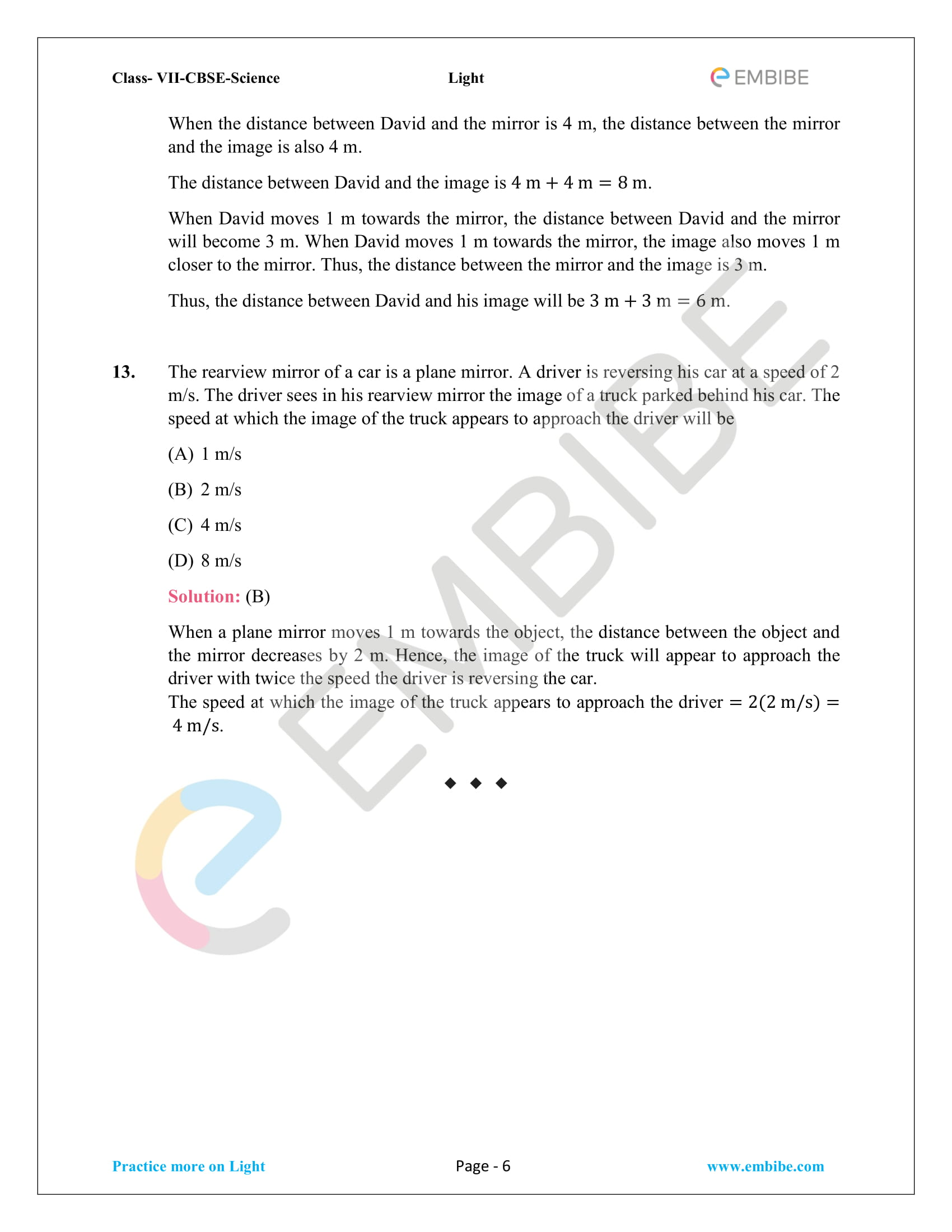 CBSE NCERT Solutions for Class 7 Science Chapter 15