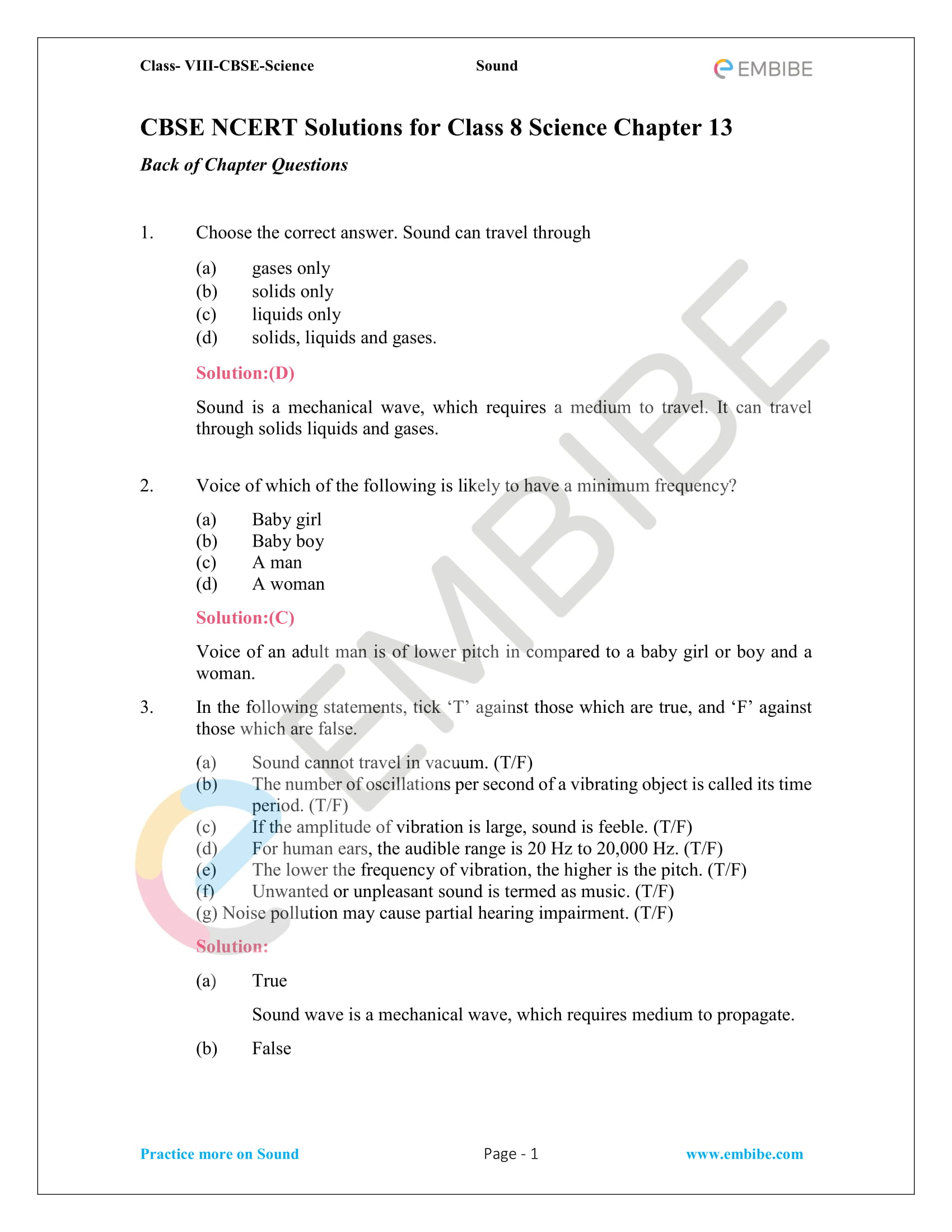 Ncert Solutions Class 8 Science Chapter 13 Extra Questions Pdf [ 2200 x 1700 Pixel ]