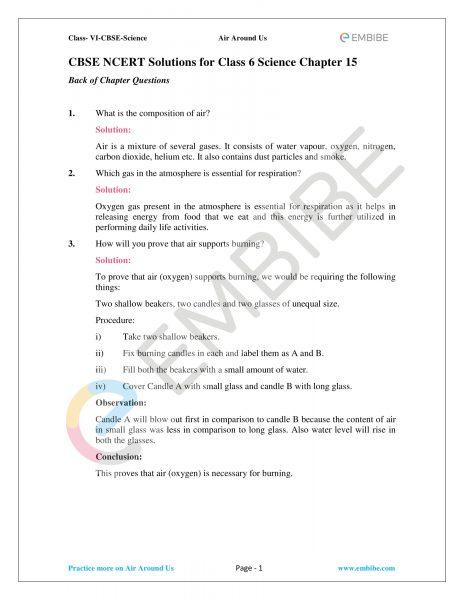 CBSE Test - Embibe Exams