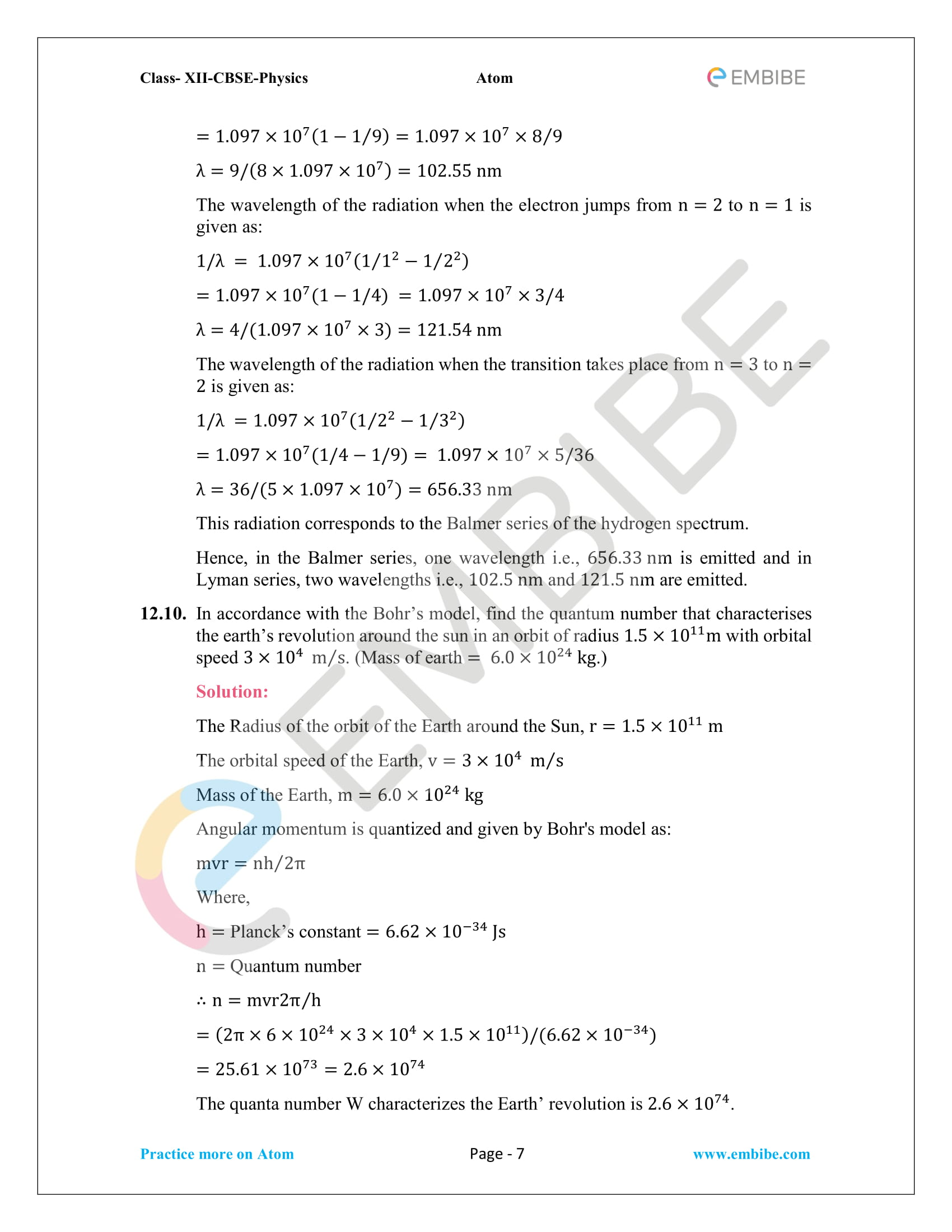 NCERT Solutions For Class 12 Physics Chapter 12 PDF