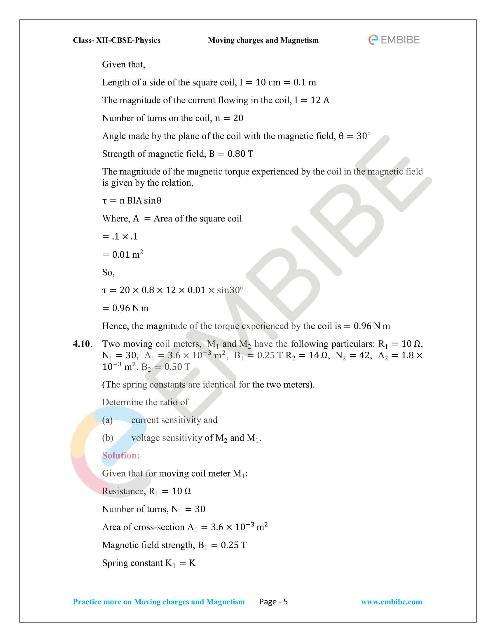 NCERT_Grade 12_Physics_Ch_04_Moving Charges and Magnetism-05