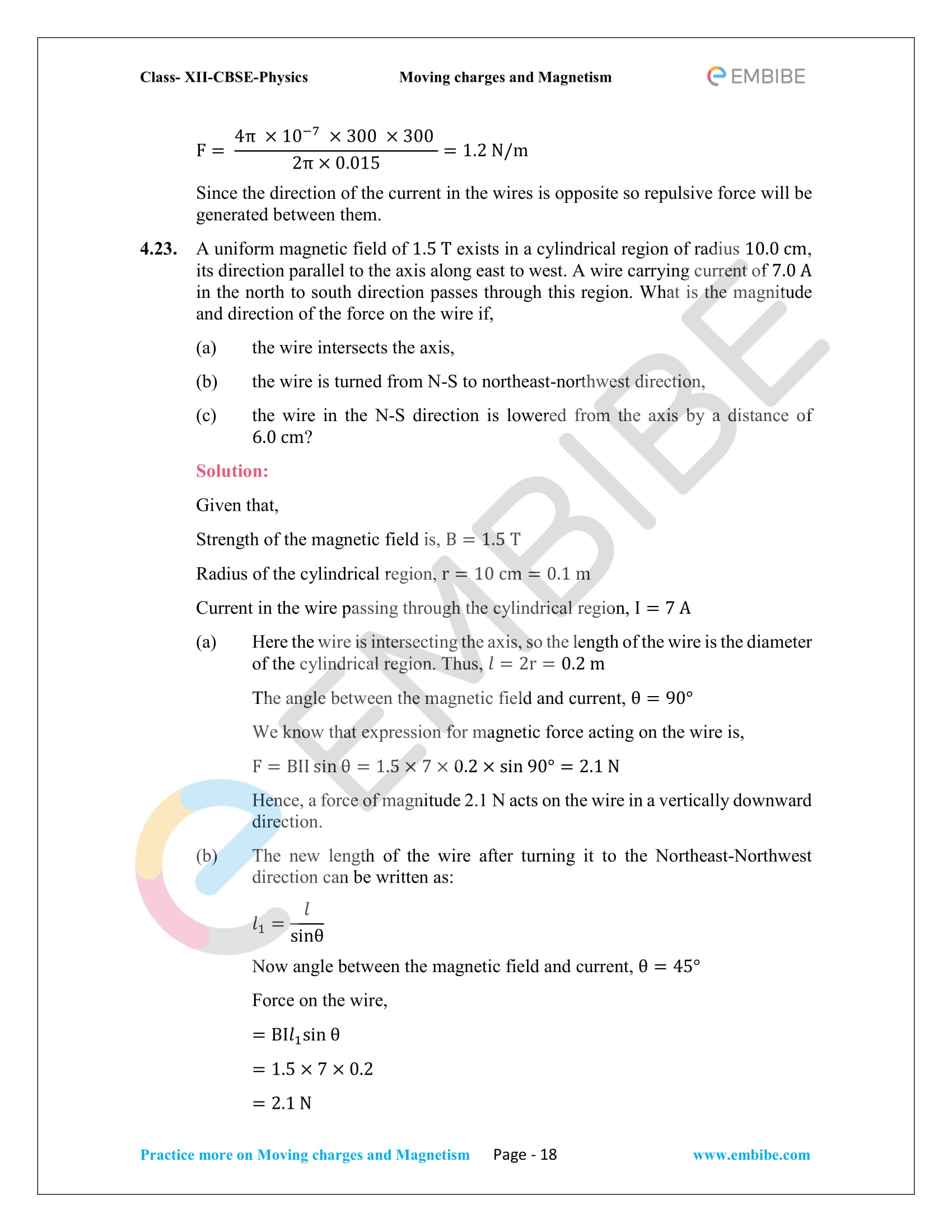 NCERT_Grade 12_Physics_Ch_04_Moving Charges and Magnetism-18