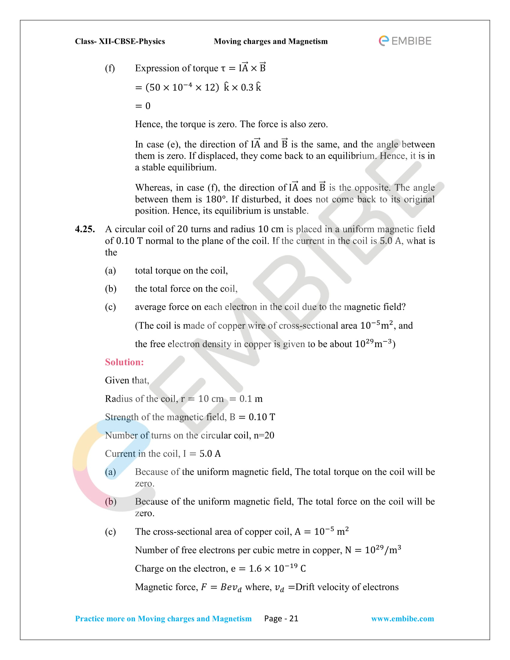 NCERT_Grade 12_Physics_Ch_04_Moving Charges and Magnetism-21