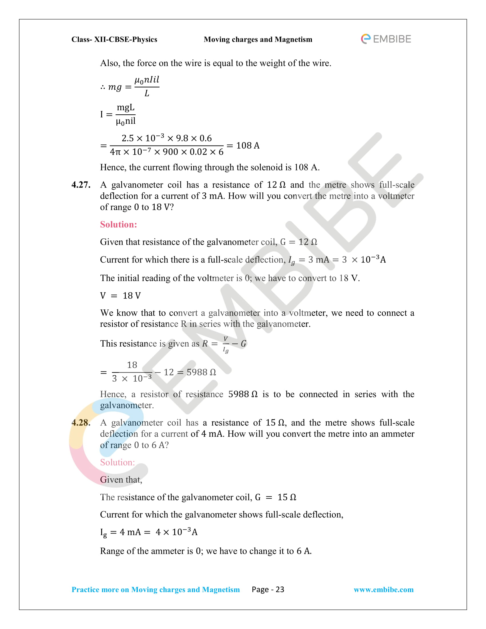 NCERT_Grade 12_Physics_Ch_04_Moving Charges and Magnetism-23