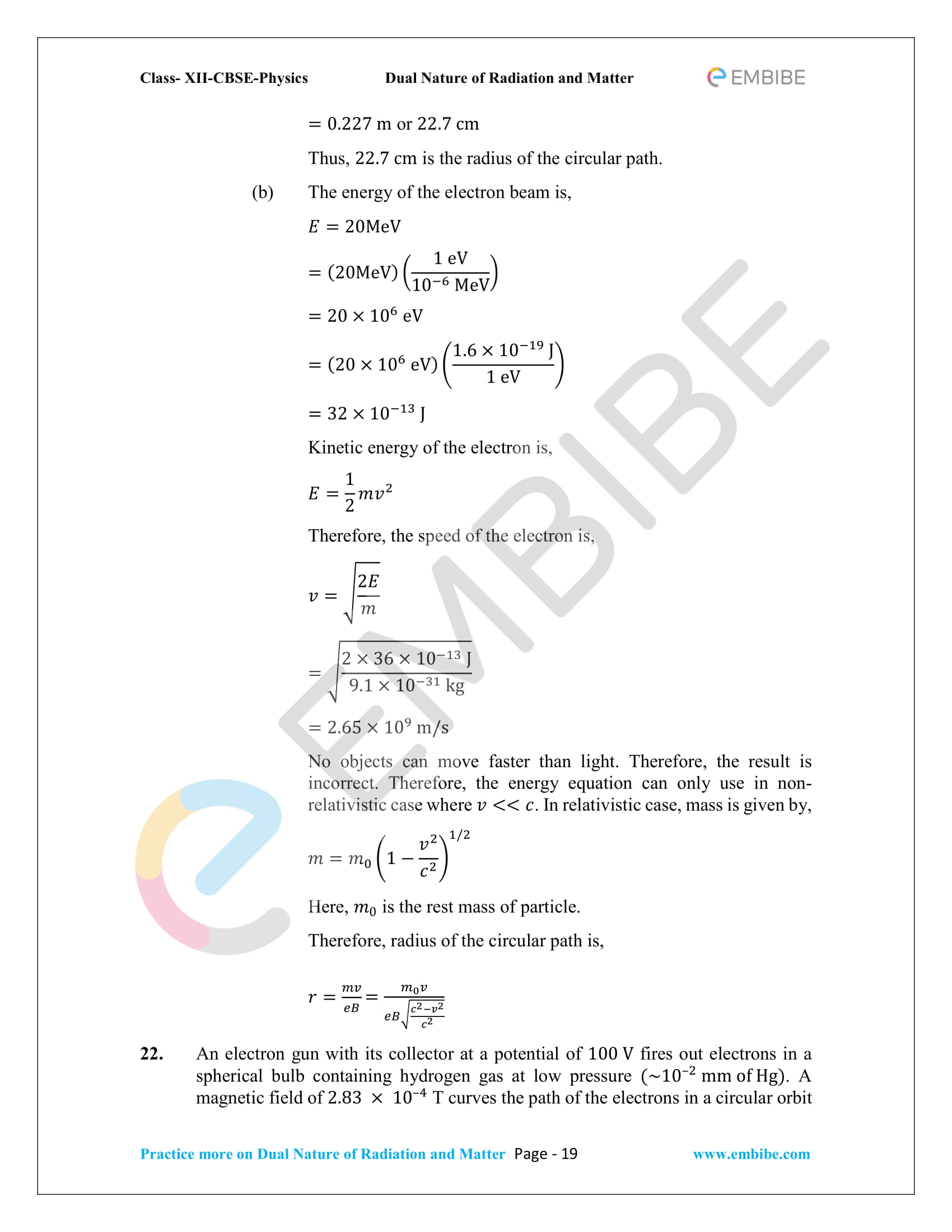 NCERT_Grade 12_Physics_Ch_11_Dual Nature of Radiation and Matter-19