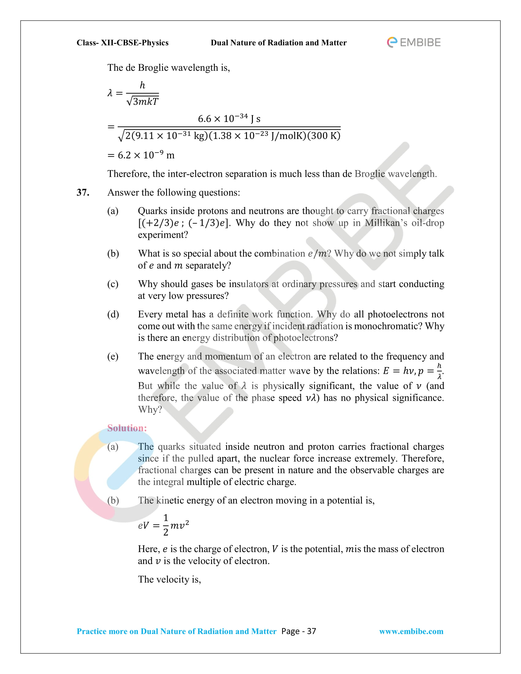NCERT_Grade 12_Physics_Ch_11_Dual Nature of Radiation and Matter-37