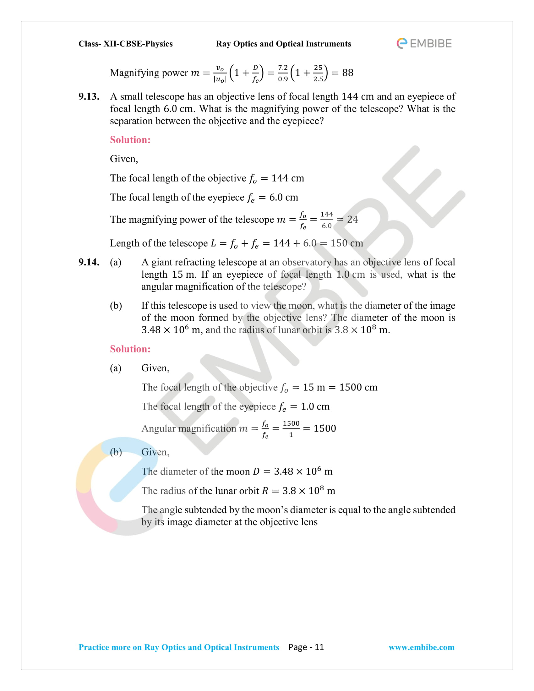 NCERT_Grade 12_Physics_Ch_09_Ray Optics-11