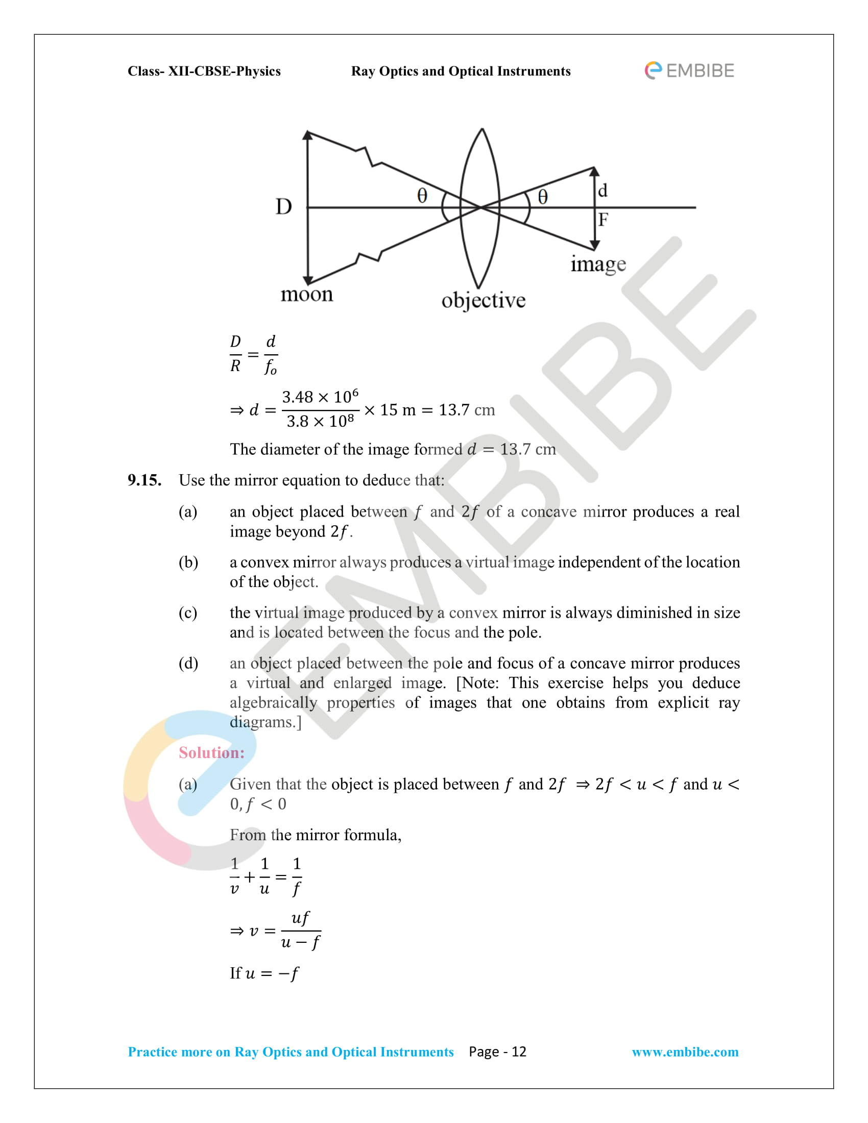 NCERT_Grade 12_Physics_Ch_09_Ray Optics-12