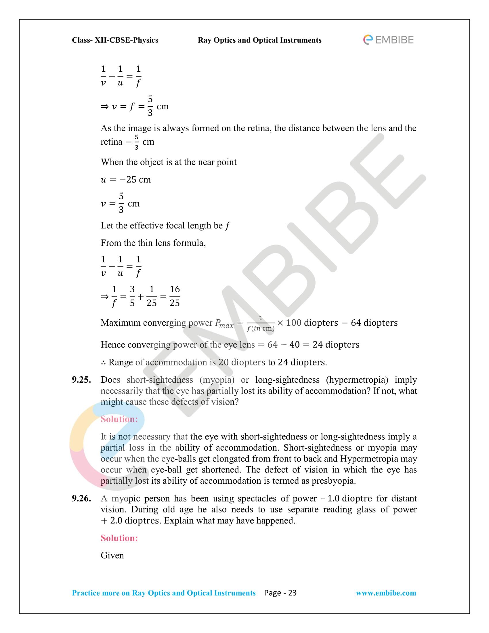 NCERT_Grade 12_Physics_Ch_09_Ray Optics-23