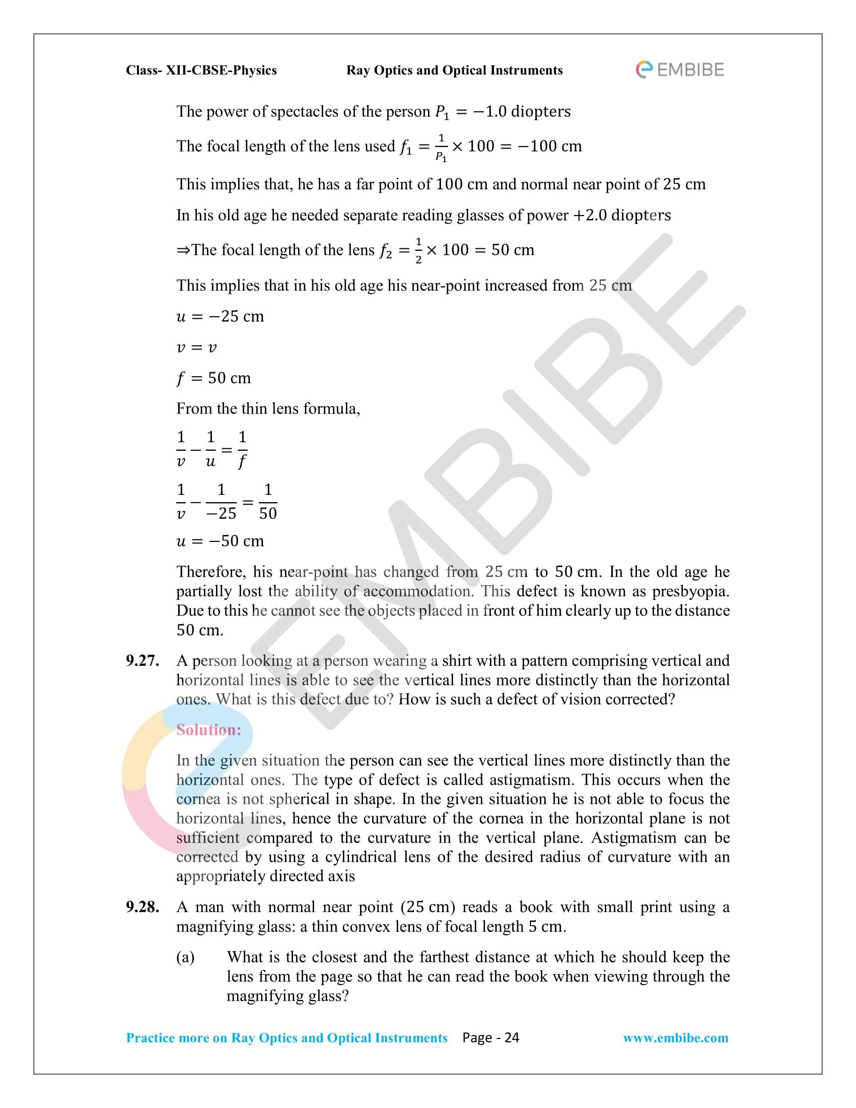 NCERT_Grade 12_Physics_Ch_09_Ray Optics-24