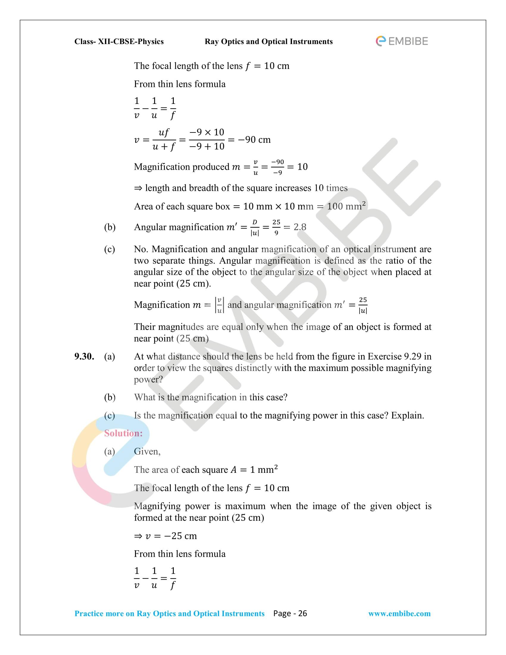NCERT_Grade 12_Physics_Ch_09_Ray Optics-26