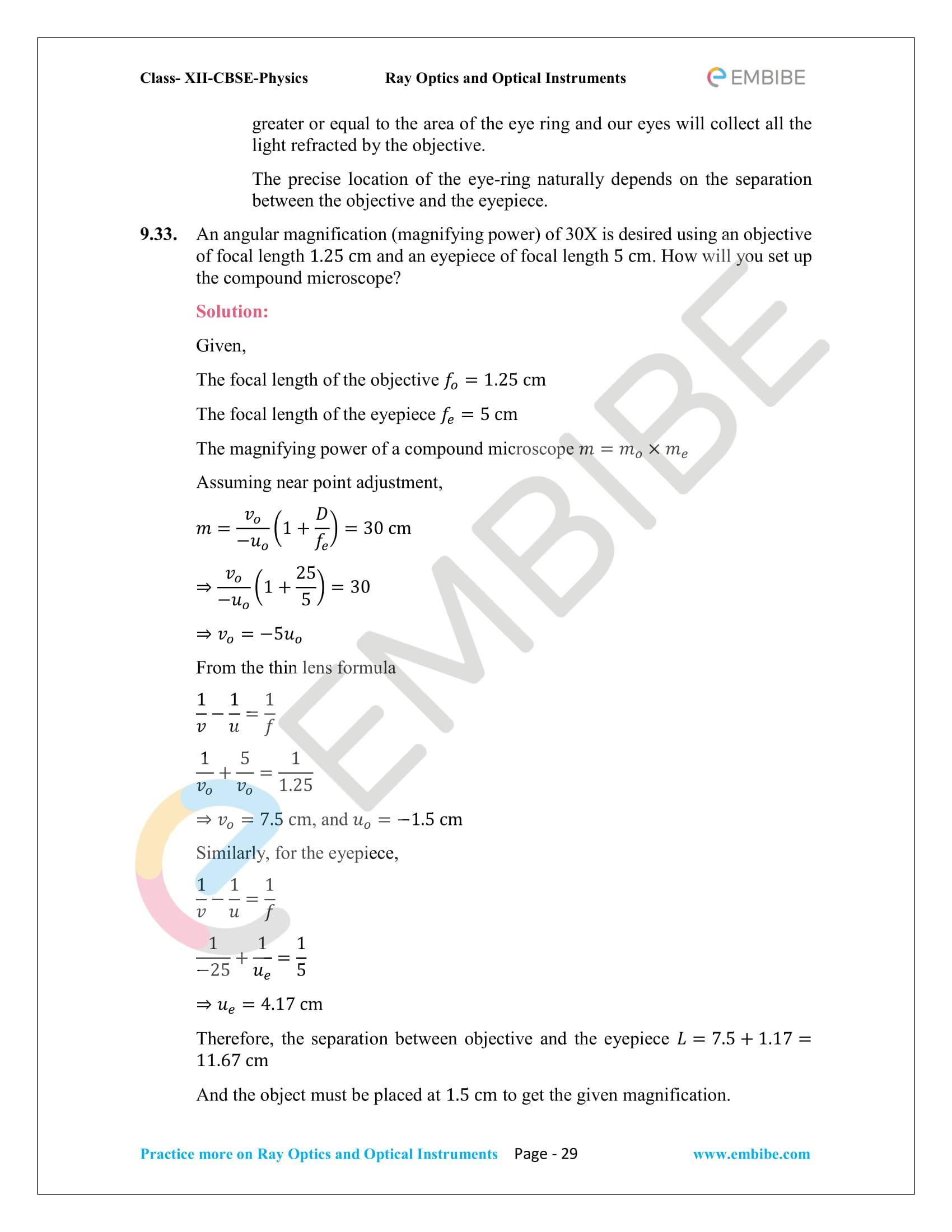 NCERT_Grade 12_Physics_Ch_09_Ray Optics-29