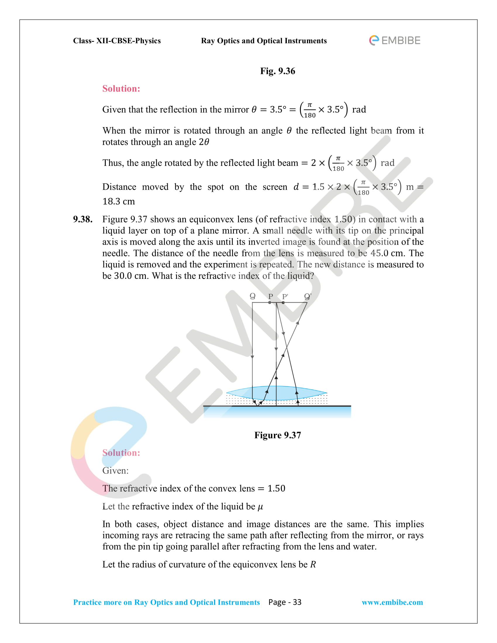 NCERT_Grade 12_Physics_Ch_09_Ray Optics-33
