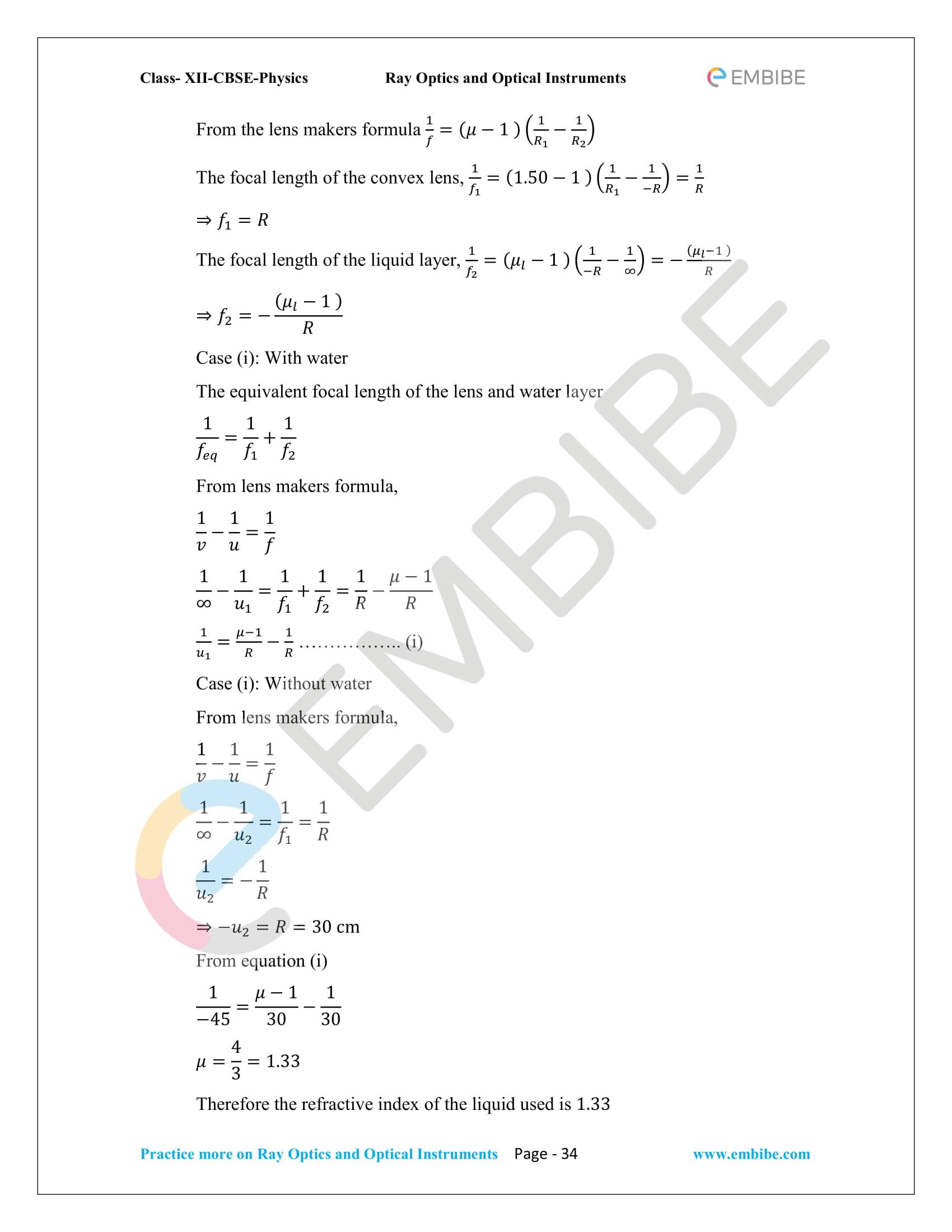 NCERT_Grade 12_Physics_Ch_09_Ray Optics-34