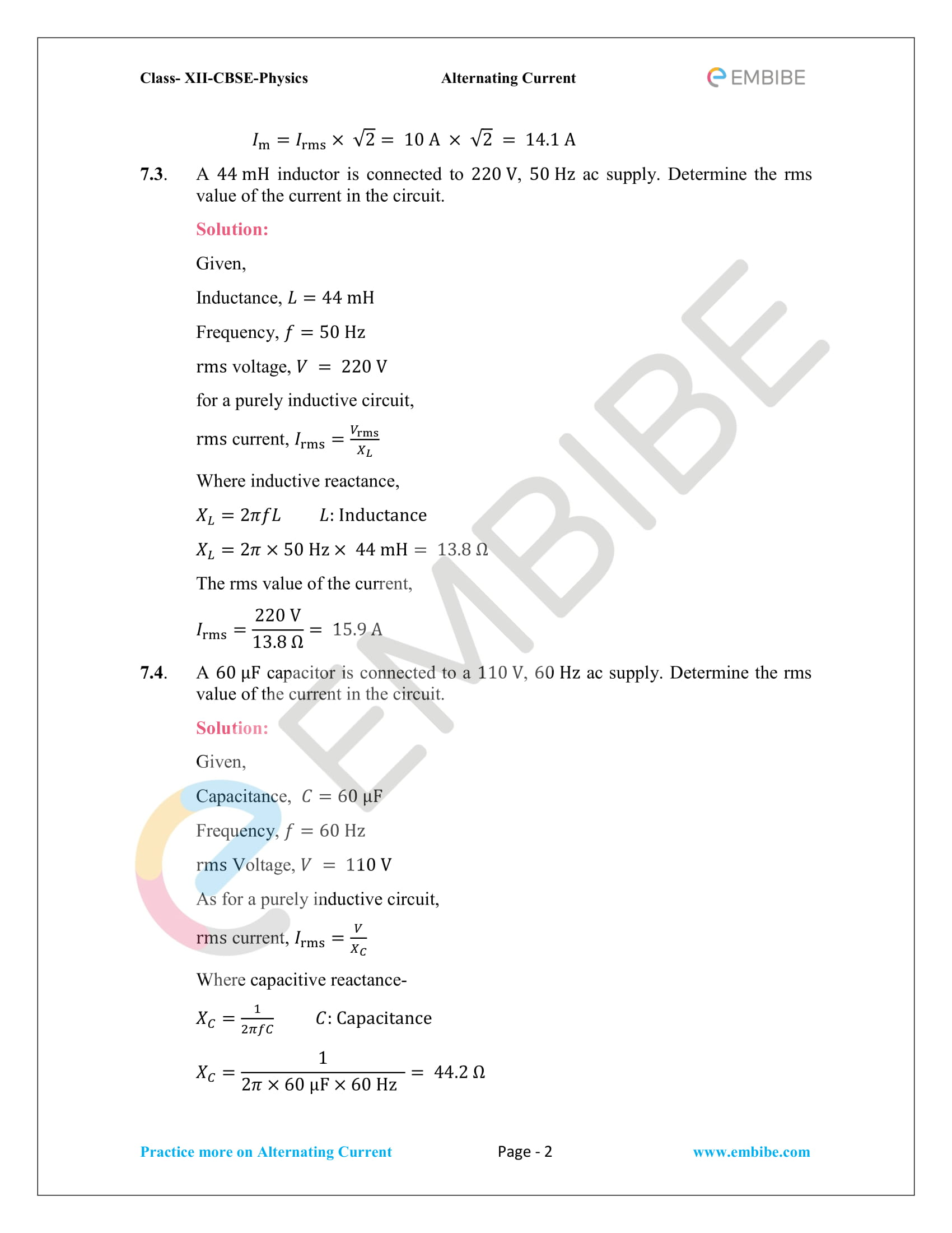 NCERT Solutions for Class 12 Chapter 7-02