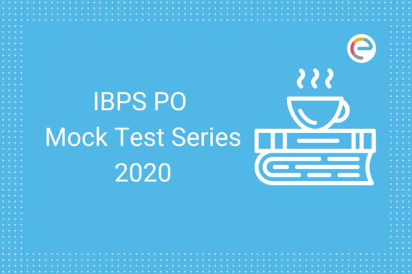 IBPS PO Mock Test Series 2020