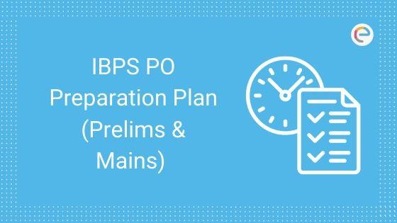IBPS PO Preparation Plan