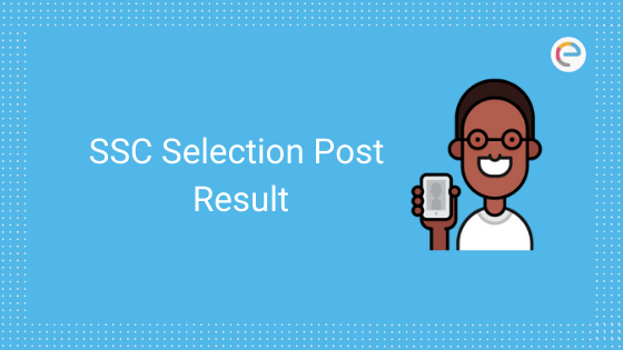 SSC Selection Post Result 2020