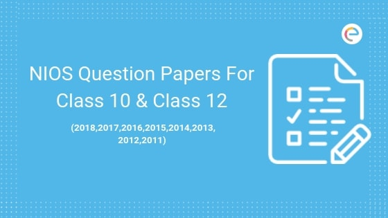 NIOS Question Papers